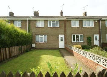 Thumbnail 3 bed terraced house to rent in Kirklington Road, Rainworth, Mansfield