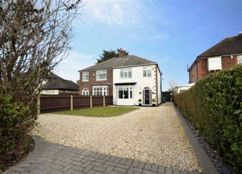 Thumbnail 3 bed property for sale in Louth Road, Scartho, Grimsby