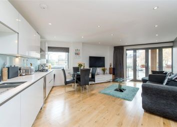 Thumbnail 2 bed flat for sale in Edge Apartments, 203 Merton Road, Southfields, London