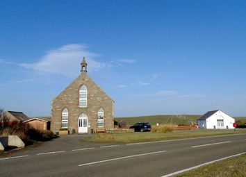 Thumbnail 7 bed property for sale in St. Margarets Hope, Orkney