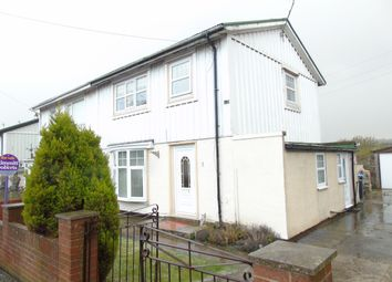 Thumbnail 3 bed semi-detached house for sale in Oak Road, Peterlee