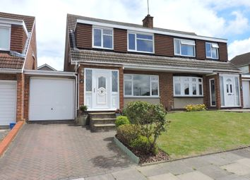 Thumbnail 3 bed semi-detached house for sale in Turnpike Drive, Luton