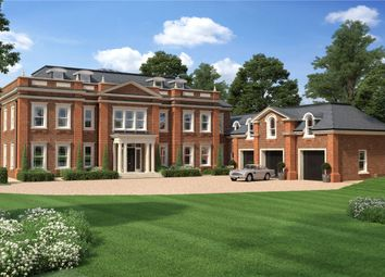 Thumbnail 6 bed detached house for sale in Pipers End, Virginia Water, Surrey