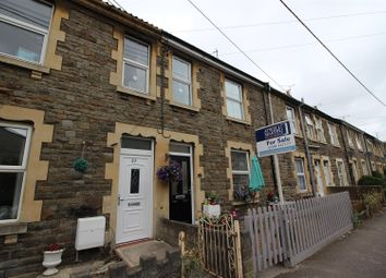Thumbnail 2 bed terraced house for sale in Tugela Road, Chippenham
