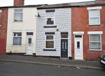 Thumbnail 2 bed terraced house for sale in John Street, Ilkeston