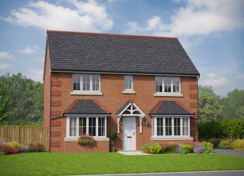 Thumbnail 4 bed detached house for sale in The Betws, Plot 13, Eastern Road, Willaston, Cheshire