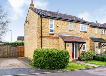 Thumbnail 3 bed end terrace house for sale in Cosford Gardens, Bicester