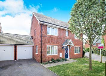 Thumbnail 4 bed detached house for sale in Faulkner Gardens, Wick, Littlehampton