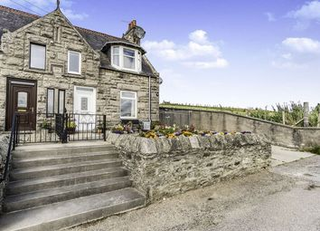 Thumbnail 3 bed semi-detached house for sale in Newmill, Keith