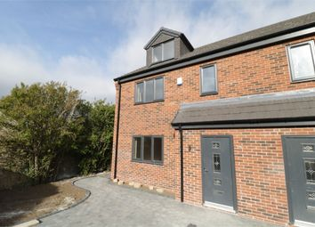 Thumbnail 4 bed semi-detached house for sale in Plot 10 Fullerton Close, Vale Road, Thrybergh, Rotherham, South Yorkshire
