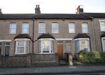 Thumbnail 3 bed terraced house to rent in Dover Road, Northfleet, Gravesend