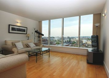 Thumbnail 3 bed flat for sale in Marathon House, 200 Marylebone Road, London