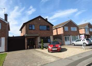 Thumbnail 3 bedroom detached house for sale in Brixham Road, Hucknall, Nottingham