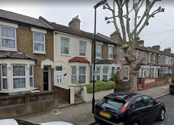 Thumbnail 4 bed terraced house for sale in Strone Road, London