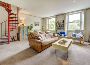 Thumbnail 3 bed maisonette for sale in Royal Crescent, London