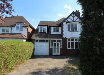 Thumbnail 5 bed semi-detached house to rent in Charlemont Road, Walsall