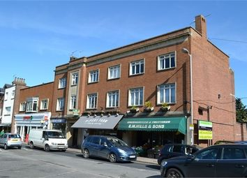 Thumbnail 2 bed flat to rent in Flat 2, Warren House, Magdalen Road, Exeter