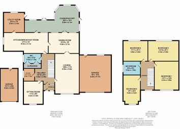 4 bed detached house for sale in St. Marys Road, Bexley DA5