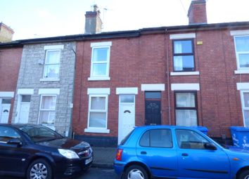 Thumbnail 2 bed property to rent in Spring Street, Derby