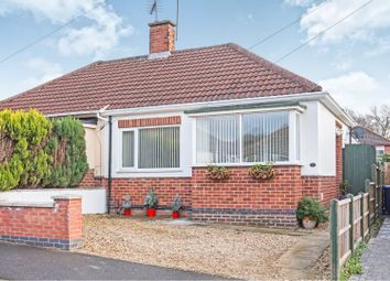 Thumbnail 2 bed semi-detached bungalow for sale in Carmen Grove, Groby