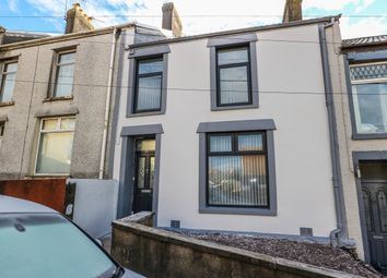 Thumbnail 3 bed terraced house for sale in Morlais Street, Dowlais, Merthyr Tydfil