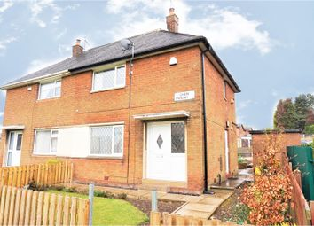 Thumbnail 2 bed semi-detached house for sale in Glen Mount, Leeds