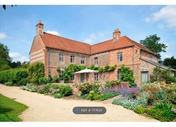 Thumbnail 9 bed detached house to rent in Willis Farm, Lambourn Woodlands, Hungerford