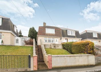Thumbnail 2 bedroom semi-detached house for sale in Cripps Avenue, Cefn Golau, Tredegar