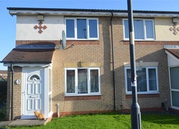Thumbnail 2 bedroom semi-detached house to rent in Epping Close, Forest Glade Estate, Walsall