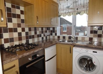Thumbnail 1 bed flat to rent in Priestley Avenue, Pinhoe, Exeter