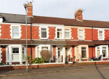 Thumbnail 3 bed terraced house to rent in Turberville Place, Canton, Cardiff