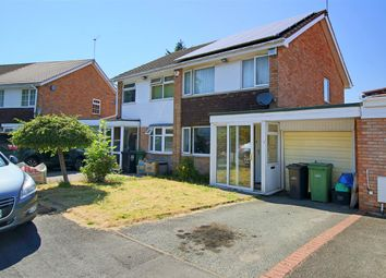 Thumbnail 3 bed semi-detached house for sale in Jason Road, Stourbridge