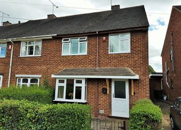 Thumbnail 3 bedroom end terrace house for sale in Mulberry Road, Courthouse Green, Coventry