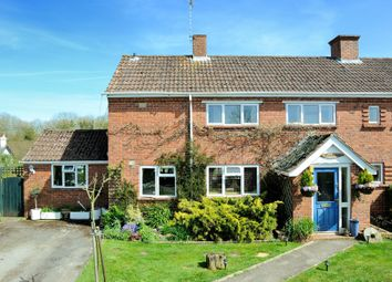 Thumbnail 3 bed semi-detached house for sale in 4 Chase Crescent, Woodcutts, Salisbury