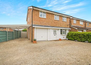 Thumbnail 4 bed detached house for sale in Ashbourne Crescent, Taunton
