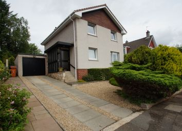 Thumbnail 4 bedroom detached house for sale in Birnam Crescent, Bearsden