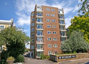 Thumbnail 2 bed flat to rent in Priors Lodge, Richmond Hill, Richmond, Surrey