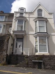 Thumbnail 1 bedroom terraced house to rent in Devon Terrace, Ffynone Road, Uplands, Swansea
