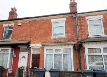 Thumbnail 2 bed terraced house for sale in Markby Road, Birmingham