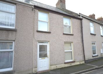 Thumbnail Terraced house for sale in Greville Road, Milford Haven