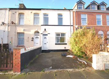 Thumbnail 2 bed end terrace house for sale in High Street, Blackpool, Lancashire