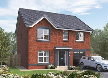 "Thumbnail 4 bed detached house for sale in ""The Rosebury"" at Crosshill Road, Bishopton"
