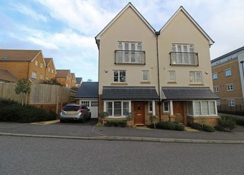 Thumbnail 3 bed semi-detached house to rent in Renfields, Haywards Heath