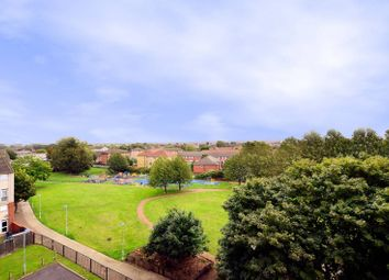 Thumbnail 3 bed flat for sale in Frensham Court, Mitcham
