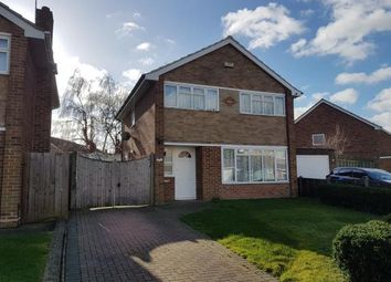 Thumbnail 3 bed detached house for sale in The Fairway, Sittingbourne, Kent
