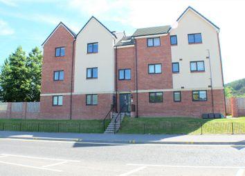Thumbnail 2 bed flat for sale in Golwg Y Garreg, Swansea