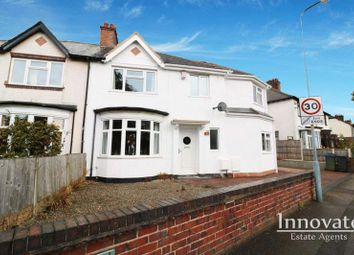 Thumbnail 5 bedroom semi-detached house for sale in Devonshire Road, Smethwick