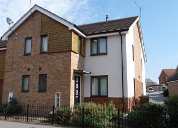 Thumbnail 2 bed semi-detached house to rent in Ruskin Way, Brough