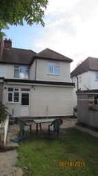 Thumbnail 4 bed semi-detached house to rent in Carlton Avenue East, Wembley