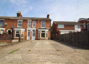 Thumbnail 3 bed end terrace house for sale in Felixstowe Road, Ipswich